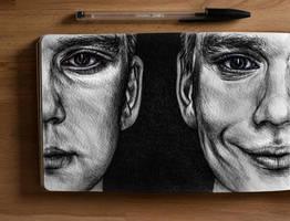Bipolar disorder by KlarEm
