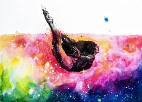 Art makes me feel better by KlarEm