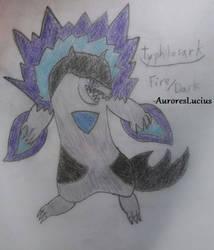 Typhlosark by AuroresLucius