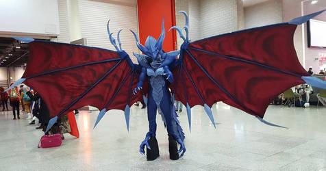 Final Fantasy VIII Bahamut - MCM Expo London 2016 by calleymacleod
