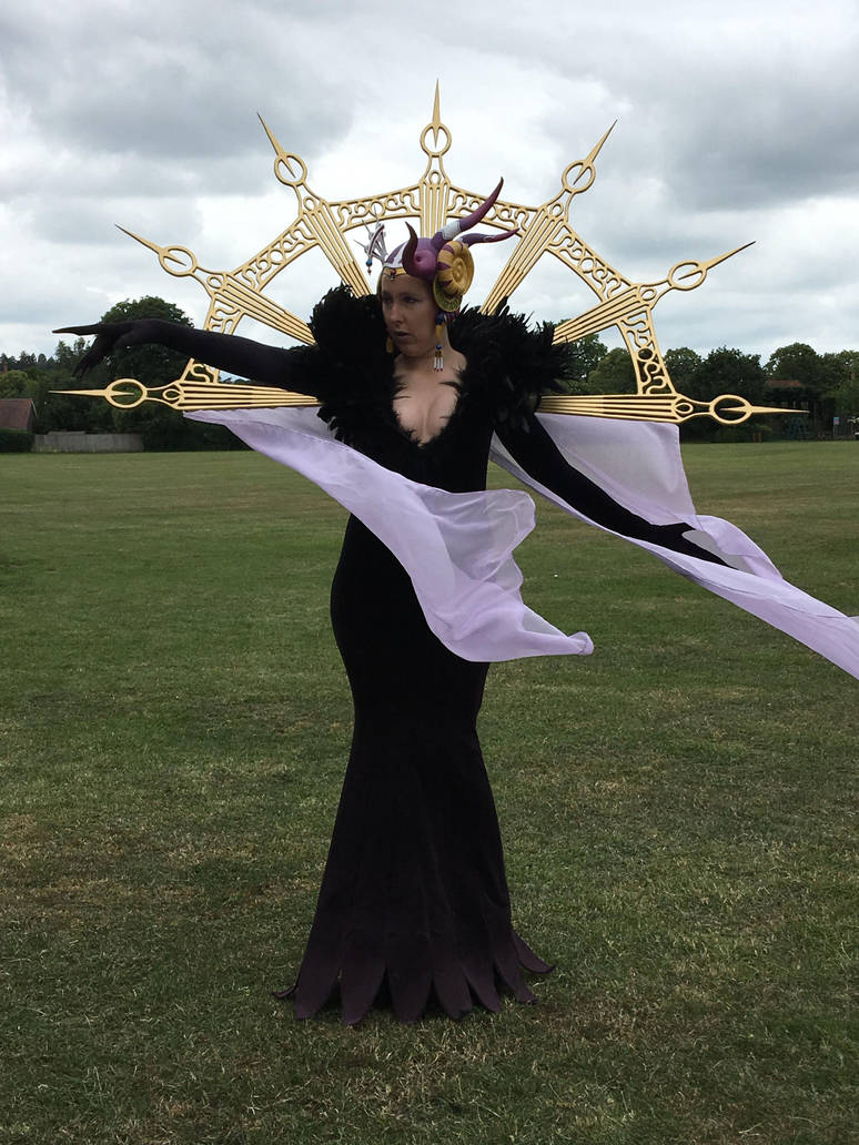 Sorceress Edea - Final Fantasy VIII by calleymacleod