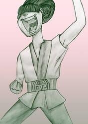 Toph by ChoirOfOneVoice