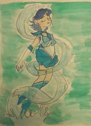 Sailor Mercury by ChoirOfOneVoice