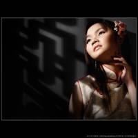 Oriental Girl by finmelia
