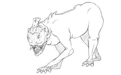 digital sketching #11052016_2 by tr4ze