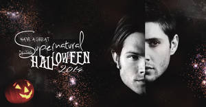Supernatural - Halloween by LiFaAn