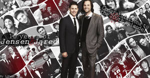 Congratulations to 200th episode! - J2 version by LiFaAn