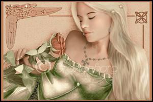 Celtic rose by Drakenborg