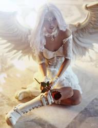 Masquerade- The fallen angel by Drakenborg