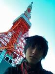 Tokyo Tower Joey's Dream by blondewolf2