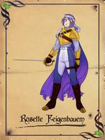 Rosette Feigenbauem by DragonflyEmpress