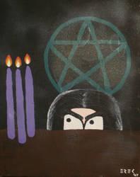 Father Erek by SatanSaves
