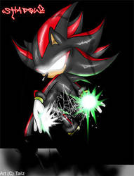 :: Shadow looks freaky by LilDude