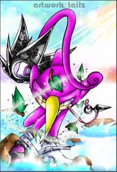 Chemeleon Ninja. by LilDude