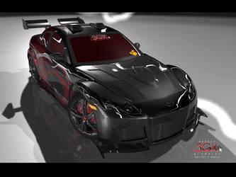 Mazda RX-8 Custom by Weapon3GX