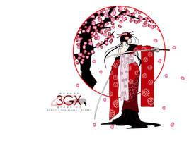 Geisha Samurai... by Weapon3GX