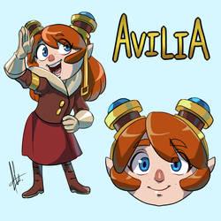 Avivlia by yuramec