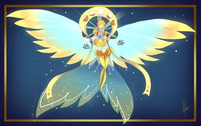Goddess Euforia by yuramec