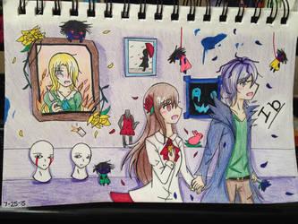 Ib by Kirito770