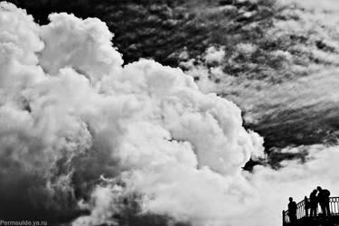 Cloud of Eternity by Sulde