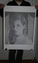 Lana Del Rey by AnvilWorkshop