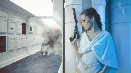 Star Wars - Princess Leia 04 by Araiel