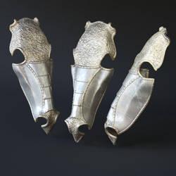 3D Horse Armor by Araiel