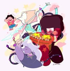 Steven Universe! by Zamiiz