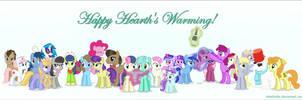 Happy Hearth's Warming! 2013 by TriteBristle