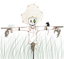 Jun 17th: The Scarecrow by pro-mole