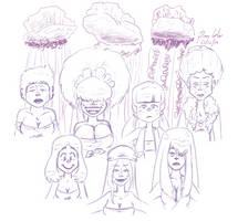 Dec 21st: Seven Sisters by pro-mole