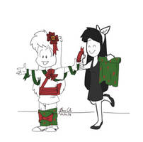 Dec 22nd: All I Want For Christmas Is You by pro-mole