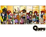Taka's Story Wallpaper Thanks by Ginpu