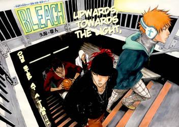 bleach ghetto rock by DJ-AVATAR