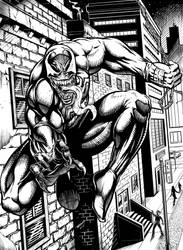Venom by RAM by robertmarzullo
