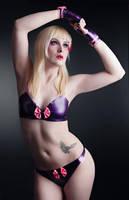 Purplebikini2 by KyaWolfwritten
