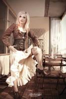 Steampunky3 by KyaWolfwritten