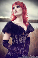 Gothic princess by KyaWolfwritten