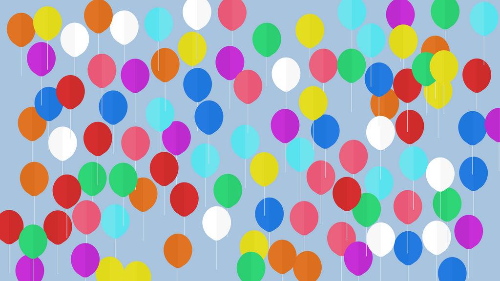 99 Luftballons 4K By TheGoldenBox