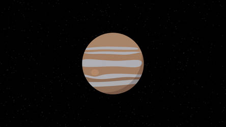 Jupiter (4K) by TheGoldenBox