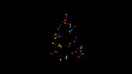 Christmas Tree (5K) by TheGoldenBox