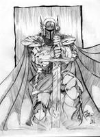 Knight by christiano-flexa