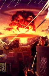 Man's Armageddon by kyubisharingan
