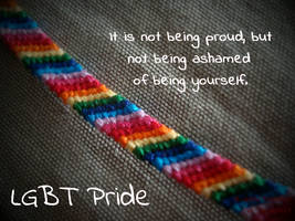 LGBT Flag by GoblinPrincess