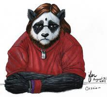 Orsaion - Feral! Portrait by Juandfr