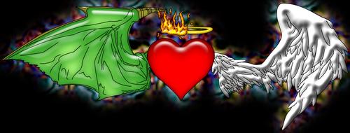 Divided Heart by Magureatari