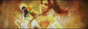 Tekken Signiture by Nova-Designs