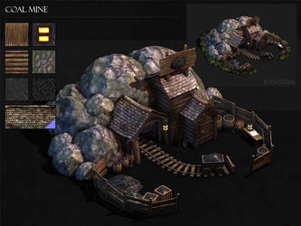 Coal Mine by BoChicoine