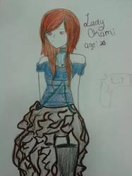 Victubia OC by Mi-chan12