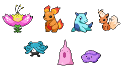 REAL BETA POKEMON by WaterTrainer